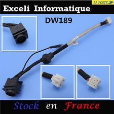 Connecteur alimentation DC JACK CABLE M850 306-0001-1636-A