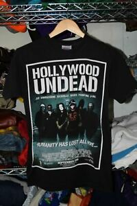 Hollywood Undead 2009 t shirt Men's Small
