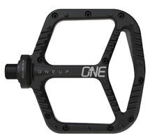 OneUp Components Aluminum Platform Flat MTB Mountain Bike Pedals Black