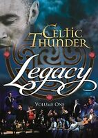 CELTIC THUNDER Legacy Volume One DVD BRAND NEW NTSC Region ALL