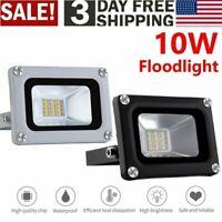 10W LED 10 Watt Floodlight Outside Light Security Flood Light IP65 Outdoor Light