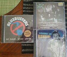 SCREAMIN JAY HAWKINS Muddy Waters Tribute BLUZBUSTERS 4 CD LOT BRAND NEW SEALED
