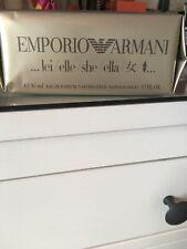 Emporio Armani - Elle La She Ella Eau de Parfum 50ml - Neu