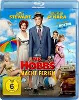Mr. Hobbs macht Ferien [Blu-ray/NEU/OVP] James Stewart, Maureen O'Hara, Fabian,
