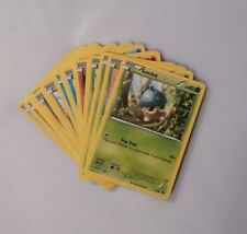 Pokemon Lot Black & White Next Destinies 29 Common card set complete