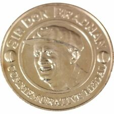 Cricket Sir Don Bradman - Commemorative Medal