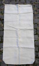 Antiker Leinen Sack Mehlsack Natur Bauernleinen Getreidesack antique linen sack