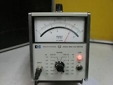 HP 3400A, ein professionelles 10 MHz-RMS-Millivoltmeter