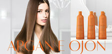 Escova Progressiva Argan E Ojon Richée Keratin Brazil richee 3 x 250ml Mini