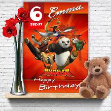 Festa Compleanno *16748 Bicchieri Plastica Kung Fu Panda 3