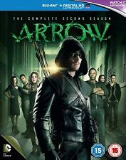 Arrow: The Complete Second Season (Blu-Ray) (2) (C-15)