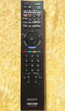 SONY Remote Control RM-GD011 replac RMED010 - KDL70X3500  KDL46W3100 KDL52X3100