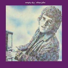 Elton John - Empty Sky SEALED Vinyl 180 Gram LP 2017 Czech Republic