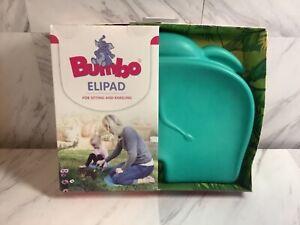 Bumbo Elipad, Toddler For sitting & kneeling - green.  NEW