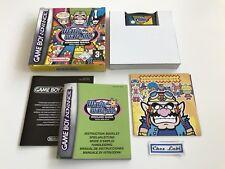 Warioware / Wario Ware Inc - Nintendo Game Boy Advance GBA - PAL NEU6 - Complet