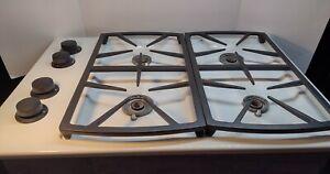 Vintage Dacor  SGM304 - 30 inch Gas Cooktop 4-Burner - white