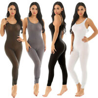 Women One-Piece Sheer See-through Leotard Bodysuit Lingerie Catsuit Jumpsuit
