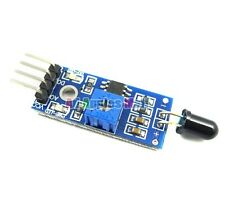 Fire Detector Flame Detection Sensor Module 4P Infrared Receiver For Arduino