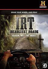 IRT DEADLIEST ROADS: SEASON 2 (4PC) - DVD - Region 1 - Sealed