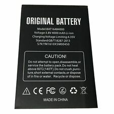 New BAT16484000 3.8V 4000mAh Battery For DOOGEE X5 MAX Pro