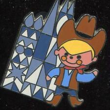 It's A Small World American Cowboy Disney Pin 108572