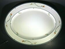 "Extra Large Gorham ARIANA 16 1/8"" Oval Serving Platter HTF"