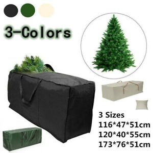 Waterproof Extra Large Storage Bags Outdoor Christmas Xmas Tree Cushion Bags