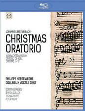 Bach: Christmas Oratorio [Blu-ray], New DVDs