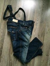 TOMMY HILFIGER CROSSVILLE COMFORT NORMAL WAIST TAPERED LEG Unisex Jeans Size W28