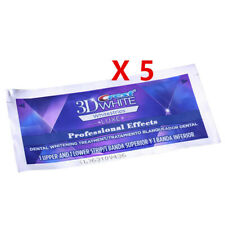 Crext3D White Professional Effects Whitestrips (5 pouches/10 strips)