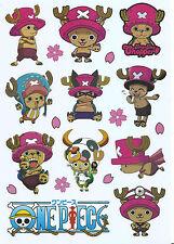 "Sticker-Set - 11 Aufkleber ""Anime Mix"" - Laptop - Stickerbomb - (M009)"