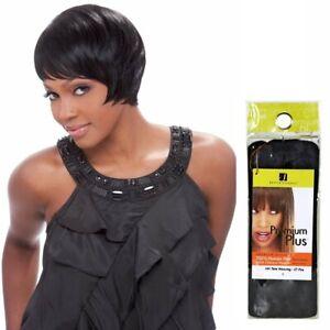 SENSATIONNEL Premium Plus 27 Pcs HH Tara Weaving 100% HUMAN HAIR Hair Extension
