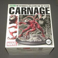 Kotobukiya Maximum Carnage Fine Art Statue Figure The Marvel Collection Bust NEW