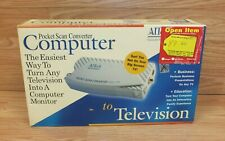 AITech (PSC 1106) Television To Computer Pocket Scan Converter In Original Box