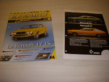 RENAULT COLLECTION 23 RENAULT 17 TS VICTOIRE du STYLE Le COUPE