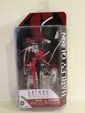 "DC COLLECTIBLES BATMAN THE ANIMATED SERIES #12 HARLEY QUINN 6"" ACTION FIGURE NEW"