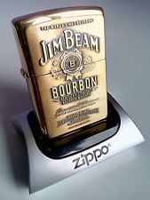Jim Beam Zippo. Free U.K. postage. Signed for secure delivery