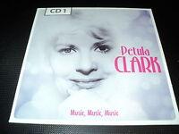 "CD NEUF ""PETULA CLARK - MUSIC, MUSIC, MUSIC"" 18 titres"