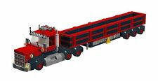 LEGO Truck building instruction + 1 FREE GIFT BUILDING INSTRUCTION