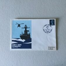 GB 1970 Navy Days Plymouth Royal Navy Cover ( m52)