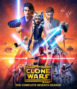 Star Wars The Clone Wars Final Season 7 Collectibles on BD