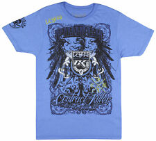 CK Fightlife Walkout T-Shirt (Blue) Size: Small