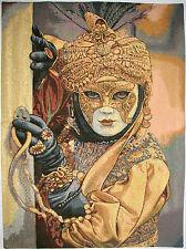 """MASCHERA Veneziana, ho 35 """"Tapestry Wall da appendere, BELLA dettaglio & PERFETTA IDEA REGALO"""