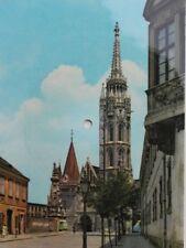 29582 Tönende AK COLORVOX Schallplatte Budapest Ungarn um 1965