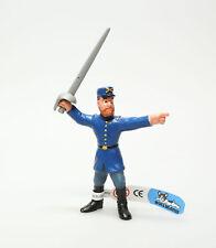 Figurine plastique Wild West Officier Nordiste
