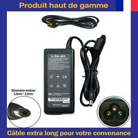 Chargeur d'Alimentation 19V 65W Pour Packard Bell PA-1900-03AS PA-1650-01PA