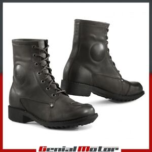 TCX BOOTS CAFE RACE 8060W LADY BLEND WP MARR BROWN 40