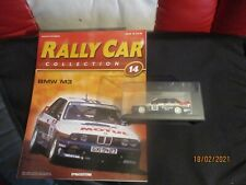 DE AGOSTINI RALLY CAR COLLECTION #14 BMW M3