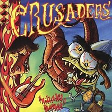 1 CENT CD Middle Age Rampage - The Crusaders