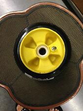 John Deere Mower Deck Gauge Wheel AM115488 OEM New Rear